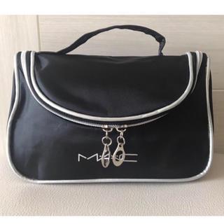 MAC - MAC 化粧ポーチ  ブラック