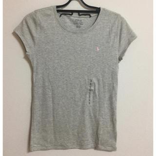 ポロラルフローレン(POLO RALPH LAUREN)の【新品】ラルフローレン レディースTシャツ(Tシャツ(半袖/袖なし))