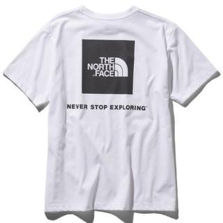 ザノースフェイス(THE NORTH FACE)のノースフェイス Square Logo Tee(Tシャツ/カットソー(半袖/袖なし))