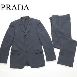 プラダ(PRADA)のPRADA プラダ ウール100% イタリア製 セットアップスーツ(セットアップ)