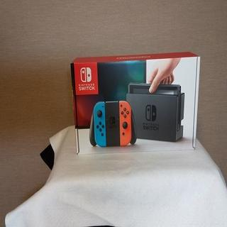 Nintendo Switch - ニンテンドースイッチ本体 ネオンブルー/ネオンレッド 2台