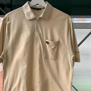 バーバリー(BURBERRY)のBURBERRY ポロシャツ ノバチェック 鹿の子 ワンポイント バーバリー(ポロシャツ)