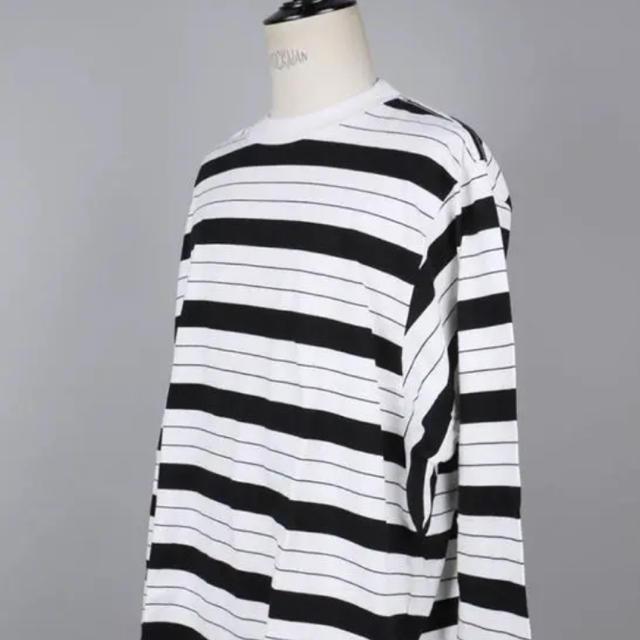 UNUSED(アンユーズド)のunused 18aw ボーダーロンT メンズのトップス(Tシャツ/カットソー(七分/長袖))の商品写真