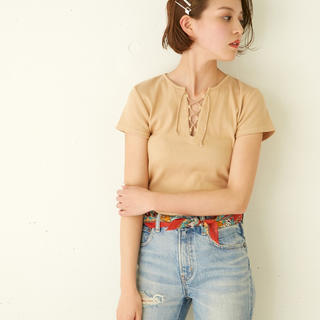 スライ(SLY)のSLY❤︎(Tシャツ(半袖/袖なし))
