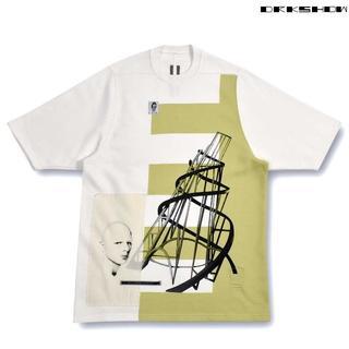 ダークシャドウ(DRKSHDW)の30%OFF DRKSHDW 19SS JUMBO TEE MILK/DARK (Tシャツ/カットソー(半袖/袖なし))
