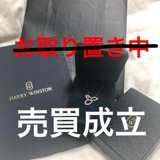 HARRY WINSTON - 【美品】HARRY WINSTONネックレス 正規品