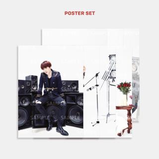 防弾少年団(BTS) - SYS ポスター バラ売り