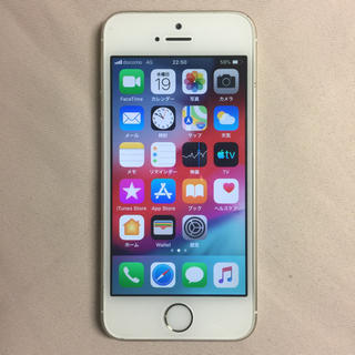 Apple - ①docomo. iphone5s  32GB  動作品 2台目にどうぞ