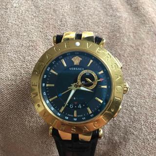 ヴェルサーチ(VERSACE)のヴェルサーチ V-レース GMT 腕時計 メンズ VERSACE 29 (腕時計(アナログ))