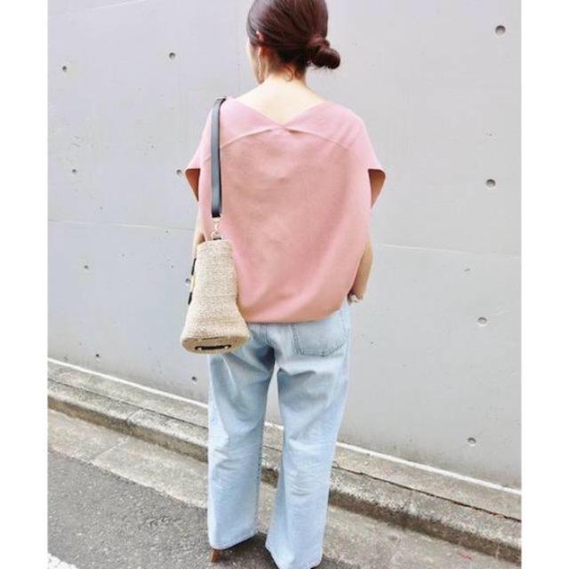 IENA(イエナ)のイエナVネックプルオーバー レディースのトップス(ニット/セーター)の商品写真