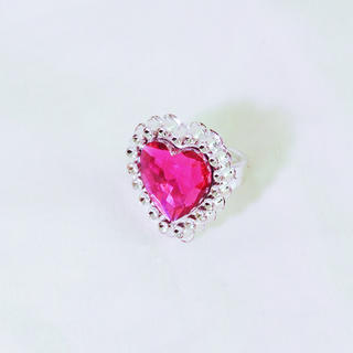 魔法のリング ファンシー指輪 ピンク(リング(指輪))