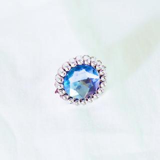 魔法のリング ファンシー指輪 ブルー(リング(指輪))