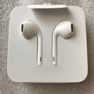 Apple - iPhone イヤホン アップル純正