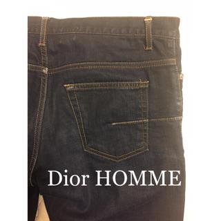 DIOR HOMME - DIOR HOMME ディオールオム デニム ジーンズ