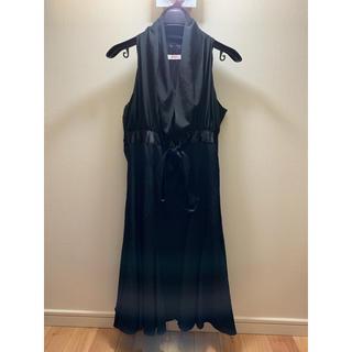 スコットクラブ(SCOT CLUB)のMAITRESSE ワンピース ドレス フォーマル ノースリーブ サイズFree(ミディアムドレス)