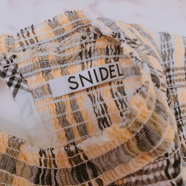 snidel(スナイデル)のあやか様専用♡SNIDEL レディースのワンピース(ロングワンピース/マキシワンピース)の商品写真