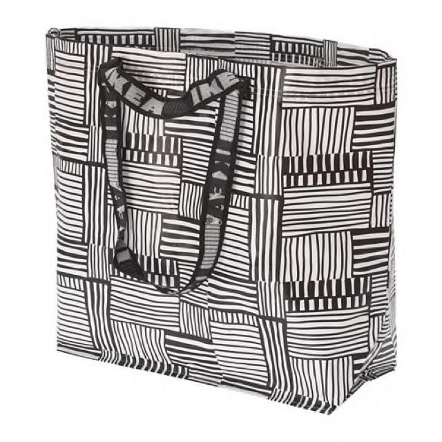 IKEA(イケア)の【各1枚合計3枚】FISSLA フィスラ キャリーバッグ インテリア/住まい/日用品のインテリア小物(その他)の商品写真