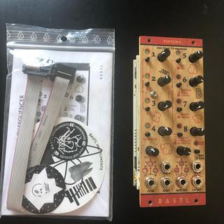 Bastl paopcorn モジュラーシンセ 定価42000円