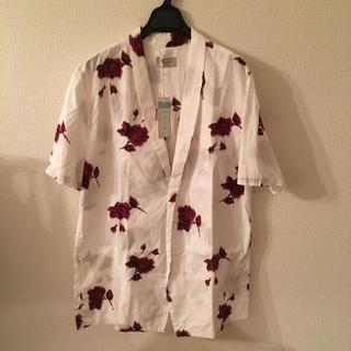 Yohji Yamamoto - ベッドフォード BED J.W FORD 18ss 薔薇シャツ