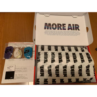 NIKE - nike airmax1/97 sean wotherspoon