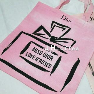 ディオール(Dior)の非売品 新品 ミスディオール展覧会 限定トートバッグdior missdior (トートバッグ)