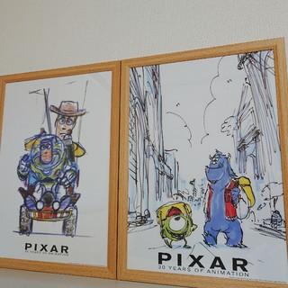 Disney - 【SALE】 ピクサー展 ポスター / Pixar