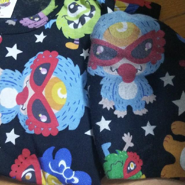 HYSTERIC MINI(ヒステリックミニ)のヒスミニセトア キッズ/ベビー/マタニティのキッズ服 女の子用(90cm~)(Tシャツ/カットソー)の商品写真