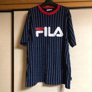 FILA - 美品!FILA 半袖Tシャツ LL