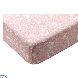 ボックスシーツ   ピンク柄    1500円〜2500円