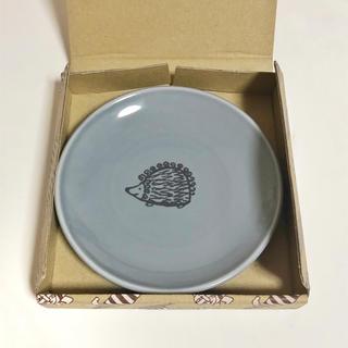 リサラーソン(Lisa Larson)のリサラーソン ハリネズミ  小皿 プレート(食器)