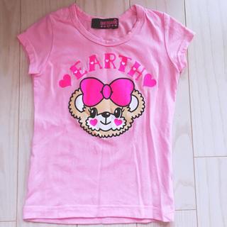 EARTHMAGIC - アースマジック マフィー Tシャツ 100