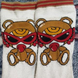 ヒステリックミニ(HYSTERIC MINI)のヒスミニ靴下(靴下/タイツ)