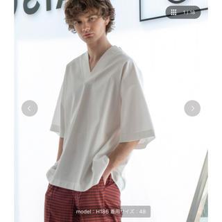 ハレ(HARE)のMAISON SPECIAL VネックTシャツ(Tシャツ/カットソー(半袖/袖なし))