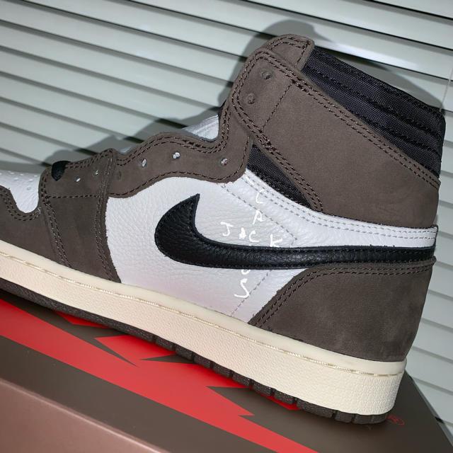 NIKE(ナイキ)の国内正規品Travis Air Jordan 1 メンズの靴/シューズ(スニーカー)の商品写真