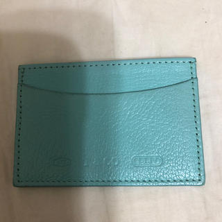 Tiffany & Co. - ティファニー カード ケース