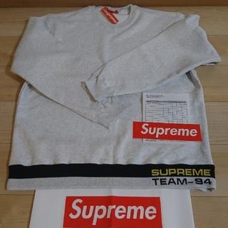 シュプリーム(Supreme)の🌟Supreme Rib Stripe Crewneck🌟(Tシャツ/カットソー(七分/長袖))