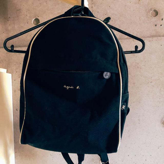agnes b.(アニエスベー)のアニエス・ベー  リュック レディースのバッグ(リュック/バックパック)の商品写真