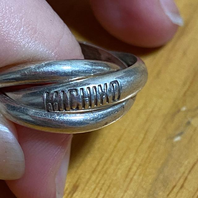 MICHIKO LONDON(ミチコロンドン)のMICHIKO LONDONのリングです レディースのアクセサリー(リング(指輪))の商品写真