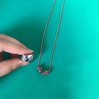 ロキシー(Roxy)のROXYのリングとネックレスセットです!(リング(指輪))