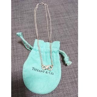Tiffany & Co. - TIFFANY フィギュアエイト ネックレス