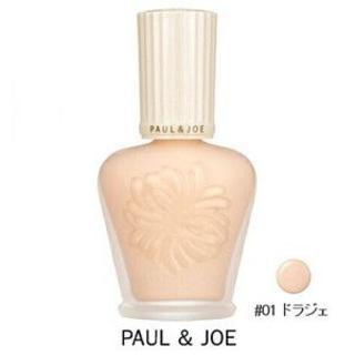 PAUL & JOE - 【新品*下地】ポール&ジョー プロテクティング ファンデーション #01