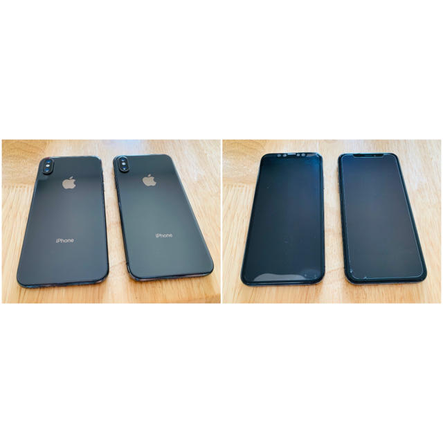 Apple(アップル)のiPhoneX スマホ/家電/カメラのスマートフォン/携帯電話(スマートフォン本体)の商品写真