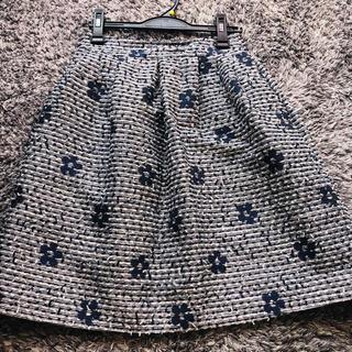 M'S GRACY - 美品❣️エムズ♡お花柄スカート