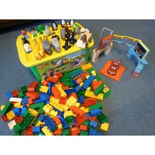 Lego - レゴLEGO デュプロ カーズブロック セット