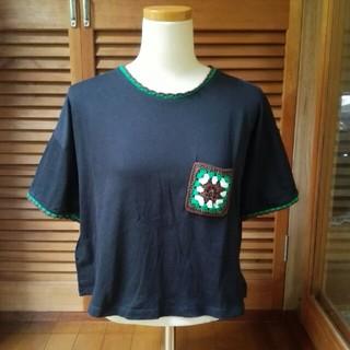 ミュウミュウ(miumiu)のミュウミュウT シャツ(Tシャツ(半袖/袖なし))