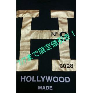 ハリウッドメイド(HOLLYWOOD MADE)のハリウッドメイド tシャツ hロゴ(Tシャツ/カットソー(半袖/袖なし))