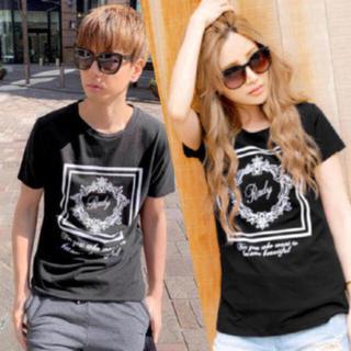 Rady - rady ペア ホテルシリーズ   Tシャツ メンズ M レディース