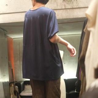ドゥルカマラ(Dulcamara)のka na ta  kichimu cut saw navy(Tシャツ/カットソー(半袖/袖なし))