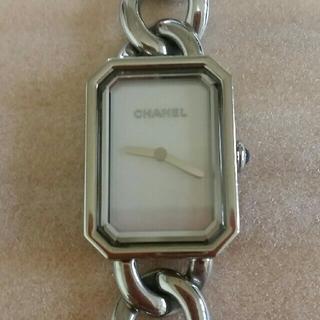 シャネル(CHANEL)のシャネル プルミエール 時計 シェル H3251(腕時計)