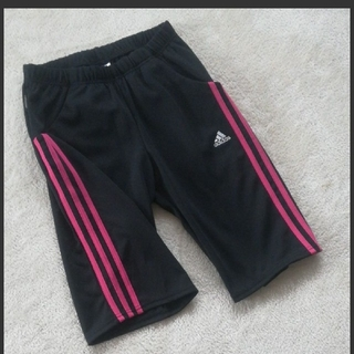 adidas - 160㎝ adidas ハーフパンツ